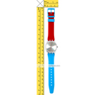 Swatch Time-To-Rainbow-Blue GK244S - 1997 Spring Summer Collection