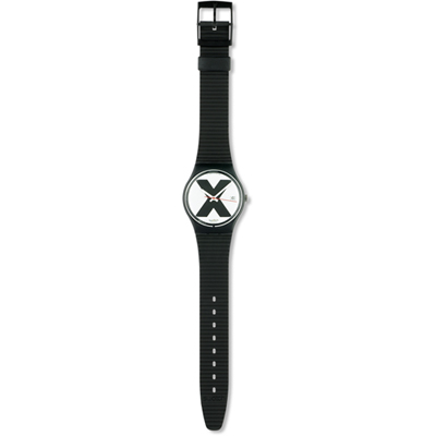 Swatch X-Rated GB406 - 1987 Spring Summer Collection