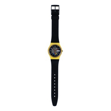 Swatch Yamaha-Racer-Strap AGJ700 - 1985 Fall Winter Collection