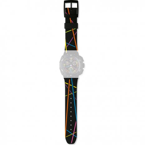 Swatch A-Thousand-Crossings-Strap ASUIB100 - 2009 Spring Summer Collection