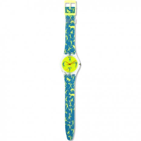 Swatch African Can watch