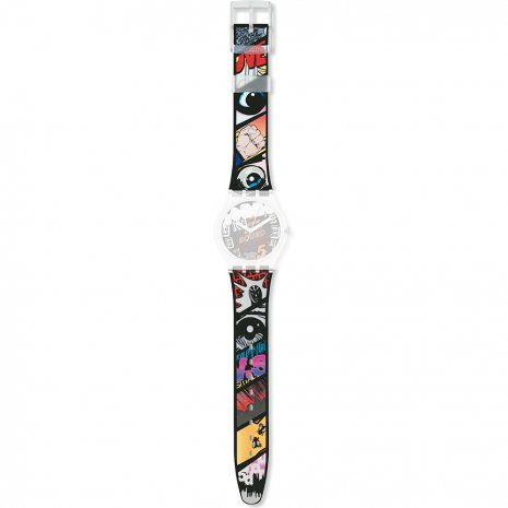 Swatch Ahhh!-Strap AGE226 - 2009 Fall Winter Collection