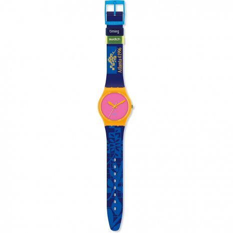 Swatch Atlanta-Staff GO100C - 1996 Spring Summer Collection