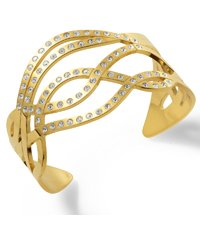 JBJ012-M Melted Beauty Gold Bracelet