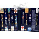 Swatch Box-Historic-Olympic-Games-(9-watches) BOX1PACK - 1994 Spring Summer Collection