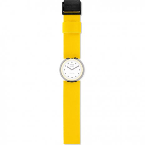Swatch Burning-Sun-Strap ABY001 - 1987 Fall Winter Collection
