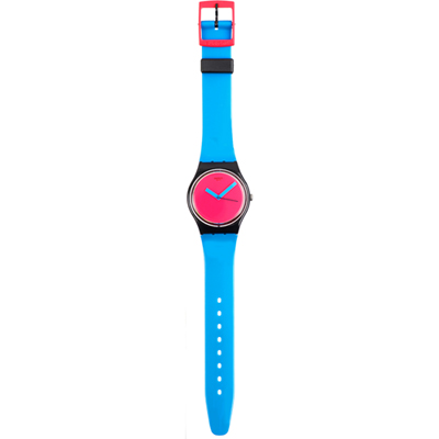 Swatch Cobalt-'N-Pink GB269 - 2012 Spring Summer Collection