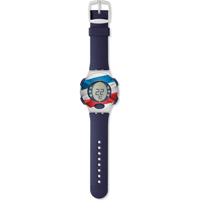 Swatch Country-.Beat-Serbia YQS1000R - 2006 Spring Summer Collection