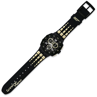 Swatch Dominic-Greene-(Quantum-Of-Solace) SUIB402 - 2008 Fall Winter Collection