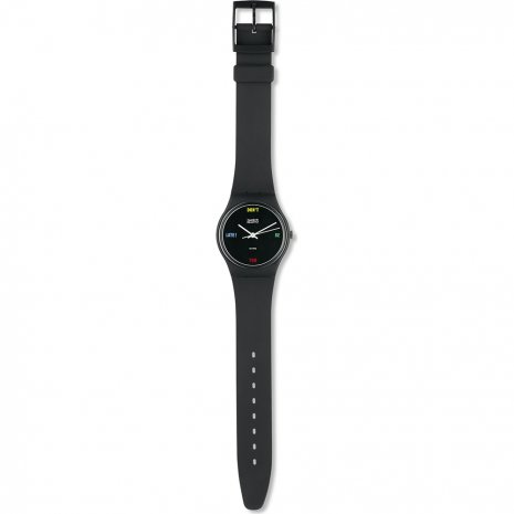 Swatch Don't Be Too Late watch