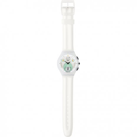 Swatch Fog Tide watch