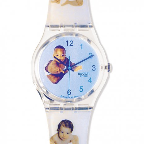 Swatch Fraldinhas watch