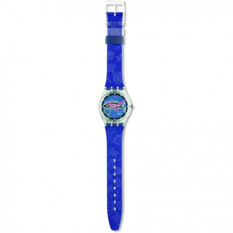 Swatch Frische Fische watch