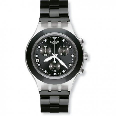 Swatch Full-Blooded Night watch