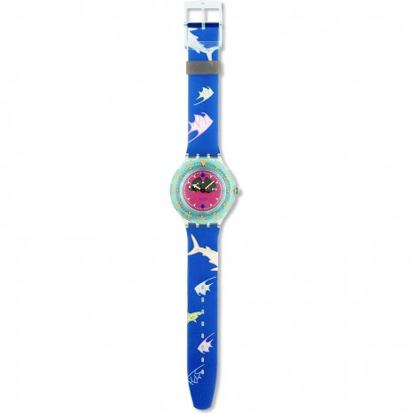 Swatch Happy-Fish SDN101 - 1991 Spring Summer Collection
