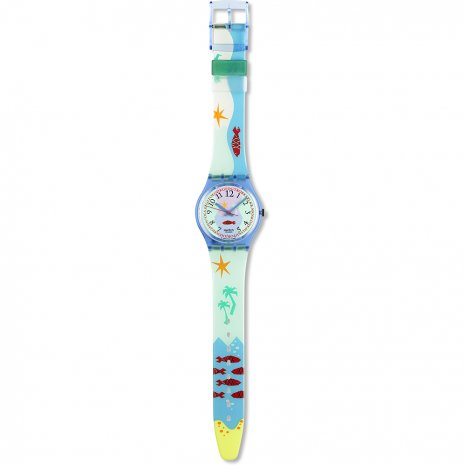 Swatch Hookipa GN118 - 1992 Spring Summer Collection