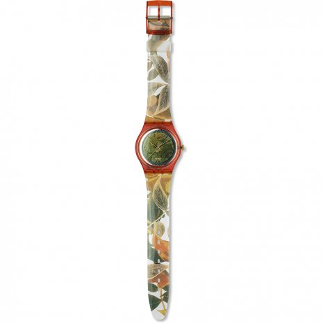 Swatch La-Vie-En-Rose GR122 - 1994 Fall Winter Collection