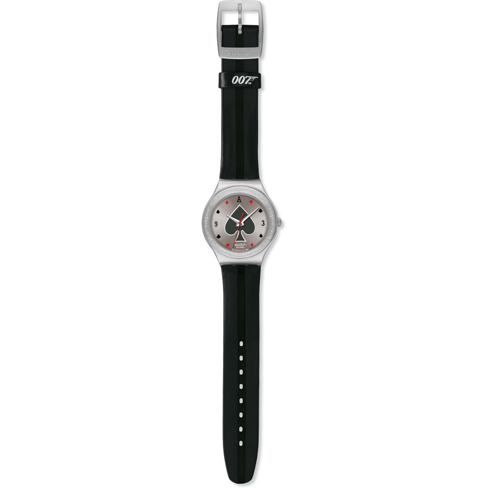 swatch 007 casino royale
