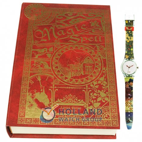 Swatch Magic Spell watch