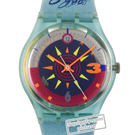 Swatch Millennium-Box-(Soleil-Or-Sea-Traffic) SINGPACK2 - 1999 Fall Winter Collection
