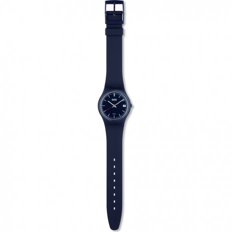 Swatch Oxford Navy watch