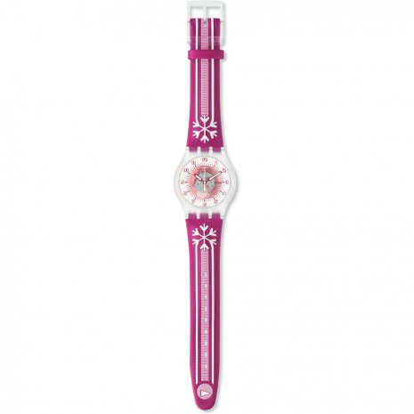 Swatch Pink Ring watch