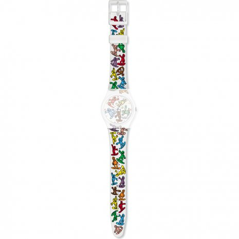 Swatch Power-Ride-Strap AGZ201 - 2009 Spring Summer Collection