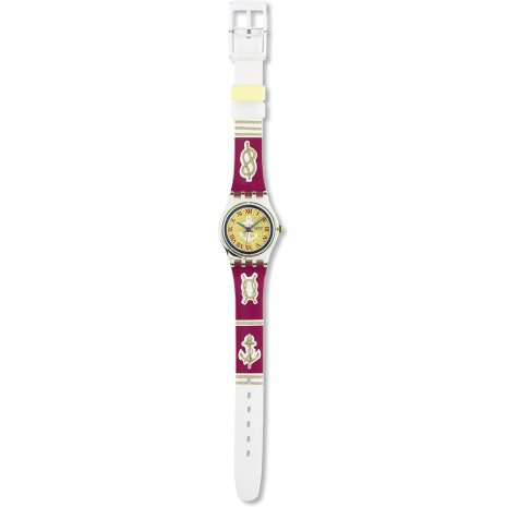 Swatch Red-Knot LK130 - 1992 Spring Summer Collection