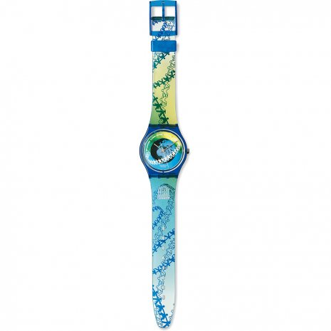 Swatch Rund-Um-Die-Uhr GZ153 - 1996 Spring Summer Collection