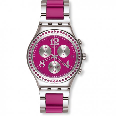 Swatch Secret Thought Raspberry watch