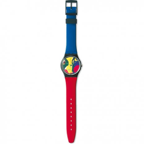 Swatch Temps Zero watch