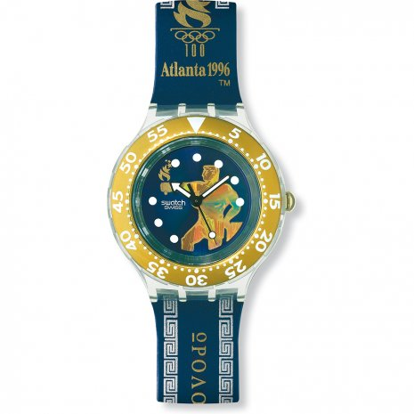 Swatch Thalassios SDZ102 - 1995 Spring Summer Collection