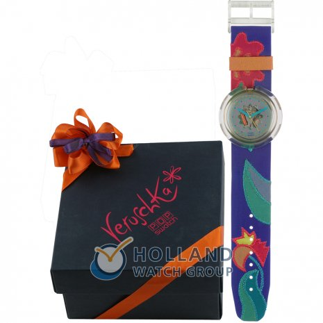 Swatch Verushka watch