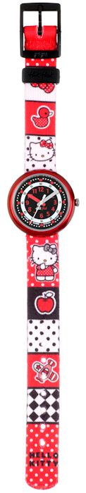 Flik Flak Hello Kitty & Pencil Case  -  FLN058