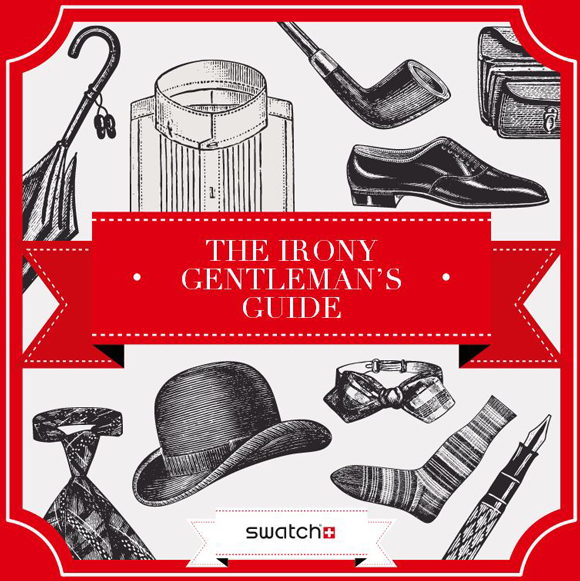 Swatch Irony Gentleman's Guide