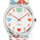Swatch Heartrending GS139 - 2010 Spring Summer Collection