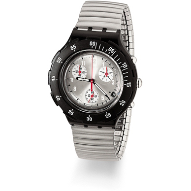 Swatch ice diving watch sbb402 squiggly swatch - Swatch dive watch ...