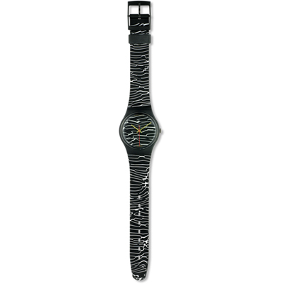 Swatch Marmorata GB119 - 1987 Fall Winter Collection