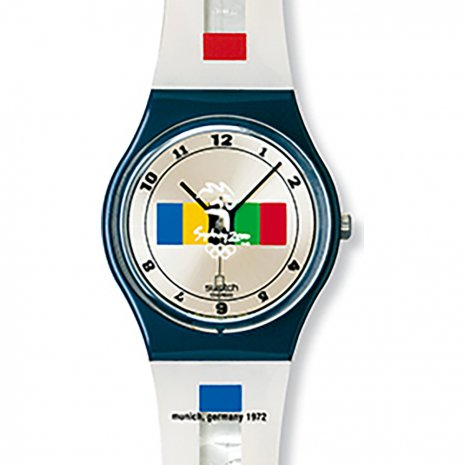 Swatch 104 Years watch