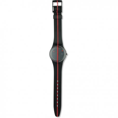 Swatch 360º-Rosso-Sur-Blackout GZ119 - 1991 Spring Summer Collection