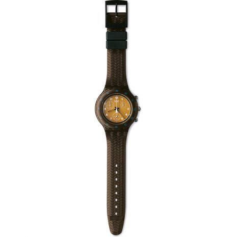 Swatch Ac Brown watch