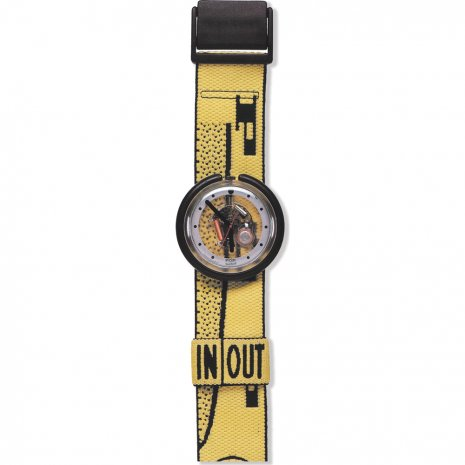 Swatch Acid Pop watch