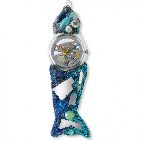 Swatch Andrew Logan Jelly Fish watch