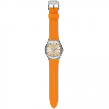 Swatch Apricot Time watch
