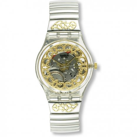 Swatch Asetra watch