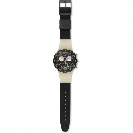 Swatch Assault Olympia Logo watch