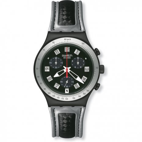 Swatch Back In Black watch