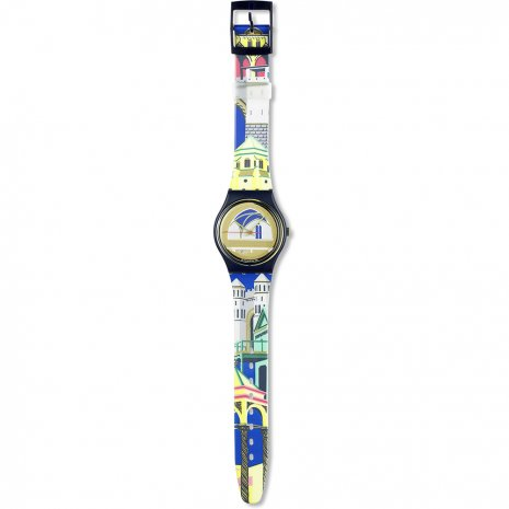 Swatch Backstage watch
