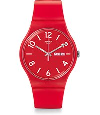 SUOR705 Backup Red 41mm