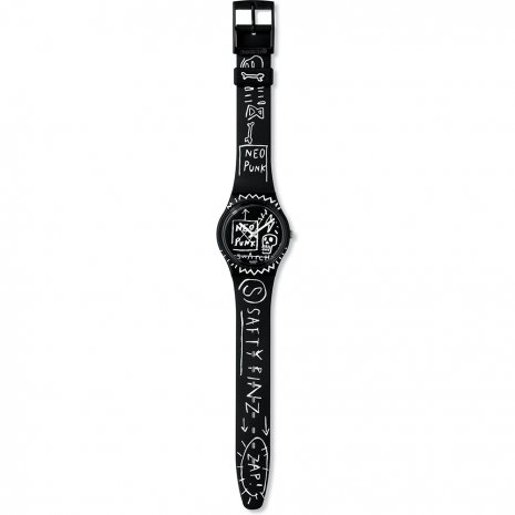 Swatch Bad Trip watch